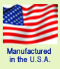 Manufacturedin the USA